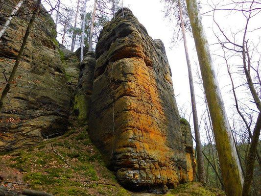 Klettergipfel Gamskopf
