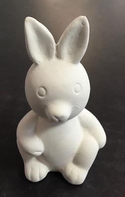 YUBU - Yummie Bunny, Höhe 8 cm, Tiefe 4,5 cm, Breite 3,5 cm - 9,90 Euro