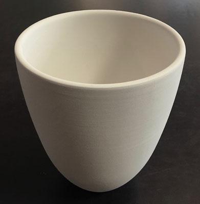 KOVA - Konische Vase, Durchmesser 11,5 cm, Höhe 13,5 cm - 19,90 Euro