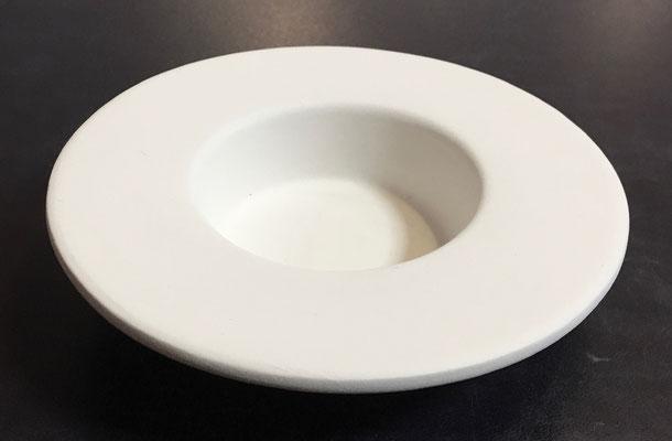 TELI - Teelichthalter mit Rand, Durchmesser 12 cm - 11,90 Euro