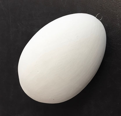 EHA - Aufhänger Ei, Durchmesser 6 cm, Höhe 7 cm - 10,90 Euro