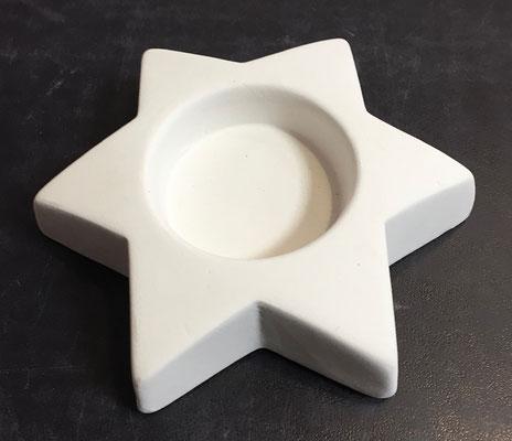STELI - Teelichthalter Stern, Durchmesser 10 cm - 10,50 Euro