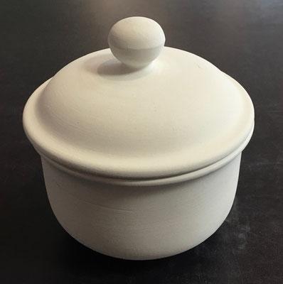 ZUDO - Zuckerdose, Durchmesser 10 cm, Höhe 11 cm - 17,90 Euro