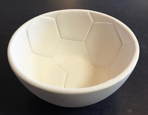 FUSCH - Fussballschale, Durchmesser 16 cm , Höhe 8 cm - 15,50 Euro