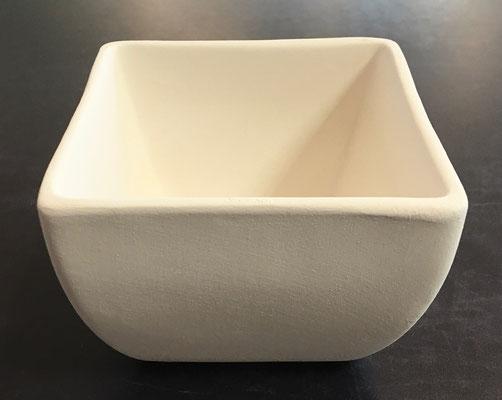 BOX - quadratische Schale, 10 x 10 cm, Höhe 6 cm - 12,90 Euro