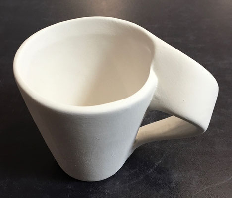 LOOPY - Espressotasse, Durchmesser 6,5 cm, Höhe 7 cm - 13,50 Euro