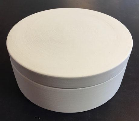 RUGR - runde Dose groß, Durchmesser 15 cm, Höhe 6 cm - 21,90 Euro