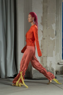 Mercedes-Benz Fashion Week Berlin - Runway Shows - Michael Sontag