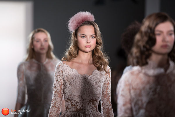 Mercedes-Benz Fashion Week Berlin - Runway Shows - Ewa Herzog