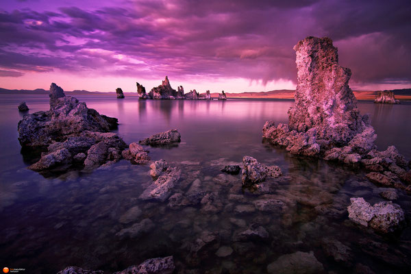 Mono Lake - Kalifornien - USA
