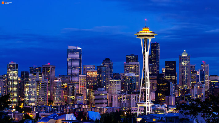 Seattle - Skyneedle - USA