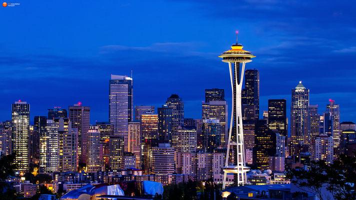 Seattle - Skyneedle - USA