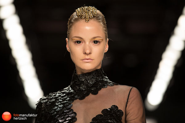 Mercedes Benz Fashionweek - Runway Shows - Irene Luft