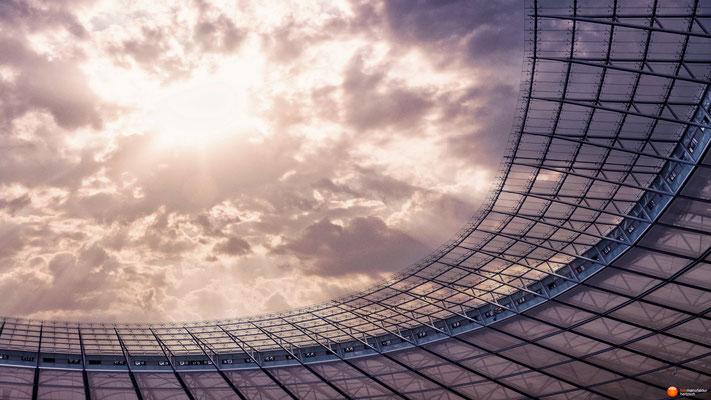 Olympiastadion - Berlin - Deutschland