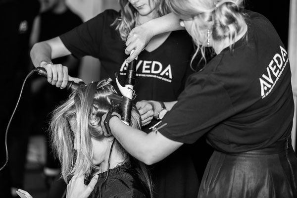 Mercedes-Benz Fashion Week Berlin - Runway Shows - Backstage & Faces