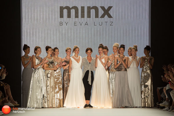 Mercedes Benz Fashionweek - Runway Shows - Minx by Eva Lutz