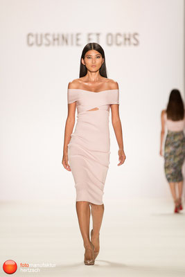 Mercedes Benz Fashionweek - Runway Shows - Cushnie et Ochs