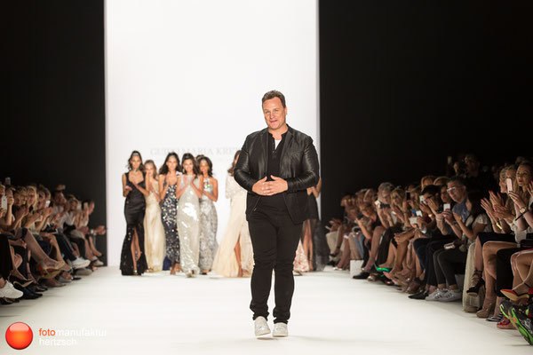Mercedes Benz Fashionweek - Runway Shows - Guido Maria Kretschmer