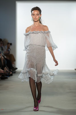 Mercedes-Benz Fashion Week Berlin - Runway Shows - Prabal Gurung