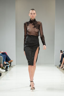 Mercedes-Benz Fashion Week Berlin - Runway Shows - Irene Luft