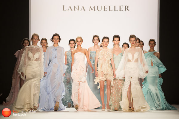 Mercedes Benz Fashionweek - Runway Shows - Lana Mueller