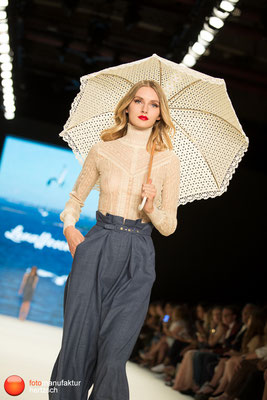 Mercedes Benz Fashionweek - Runway Shows - Lena Hoschek