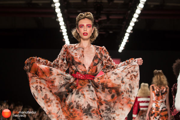 Mercedes Benz Fashionweek - Runway Shows - Thomas Hanisch