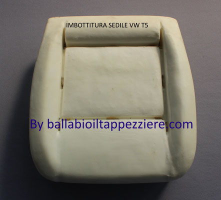 Imbottitura seduta pulmino vw t5  By ballabioiltappezziere.com