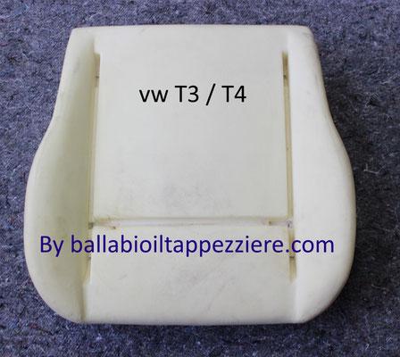 imbottitura pulmino VW T3 / T4  By ballabioiltappezziere.com