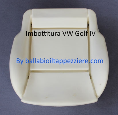 Imbottitura sedile VW GOLF IV-PASSAT I SERIE By ballabioiltappezziere.com