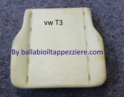 imbottitura pulmino VW T3  By ballabioiltappezziere.com