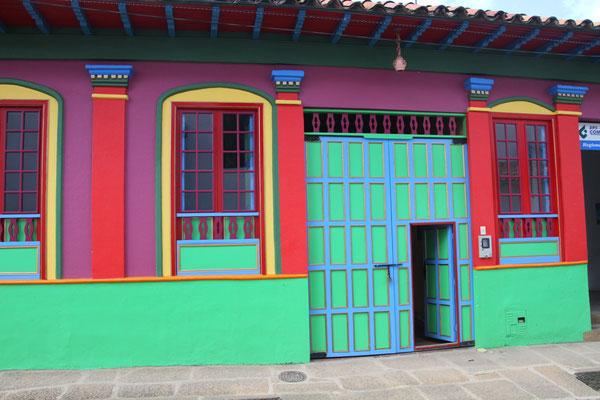 Dörfer Kolumbien Reisen Kultur und Geschichte