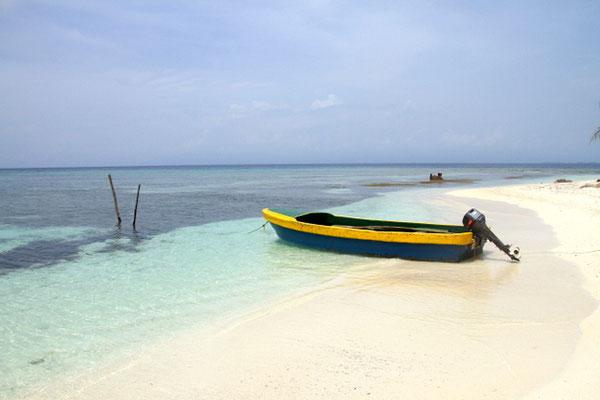 Karibik San Blas Strandausflug