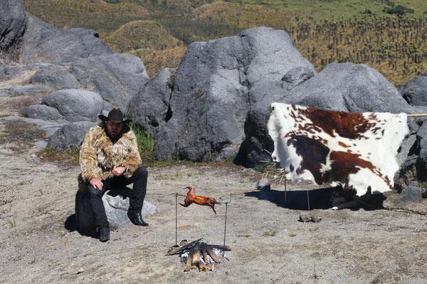 Wurzeln einer Kultur Kolumbien Reisen Bauern