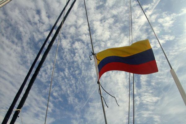 Kolumbien per Segelboot Reisen
