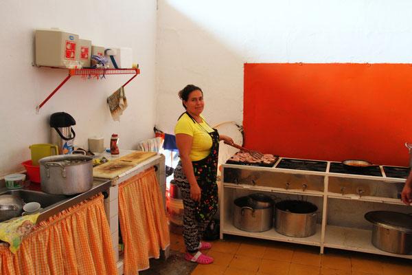 Bewohner Kolumbien Kultur Küche Reisen