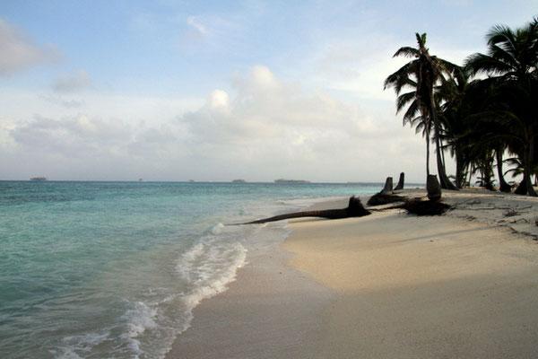San Blas Karibik Traum Segeln Kolumbien