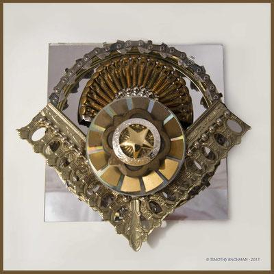 Texas Bell Mandala