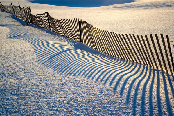 Snow Fence St Joseph MI