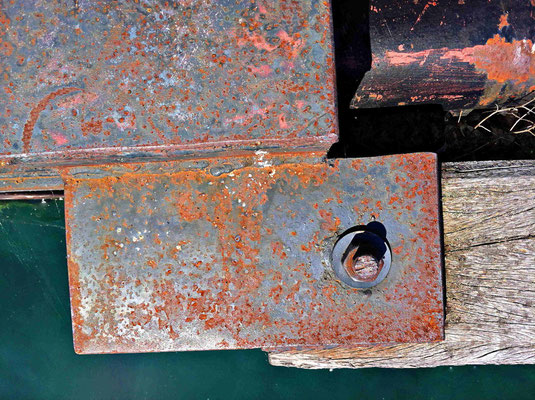 Steel Dock Plates