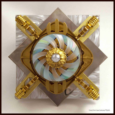 Gold Mill Mandala