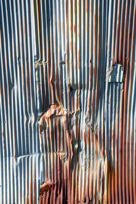 Corrugated Dents
