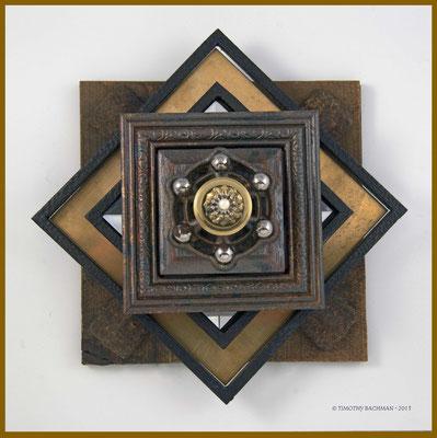 Squared Mandala Turn