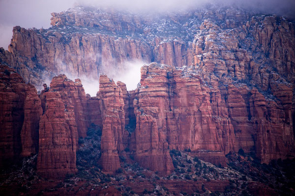 Sedona in early morning