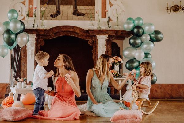 Kindergeburtstag, Geburtstagstorte, Geburtstagsfeier, Bridal Shower, JGA, Junggesellinnenabschied, Baby Shower, Babyparty, Leipzig, Sachsen
