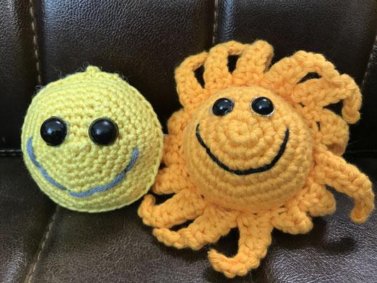 Smiley, Sonne - 10 CHF