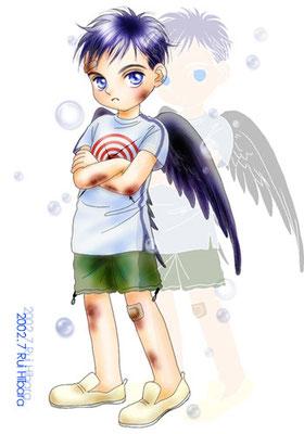 羽ある少年