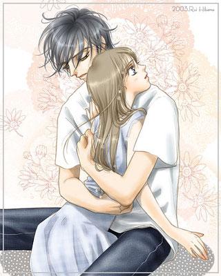 抱擁1(挿絵)