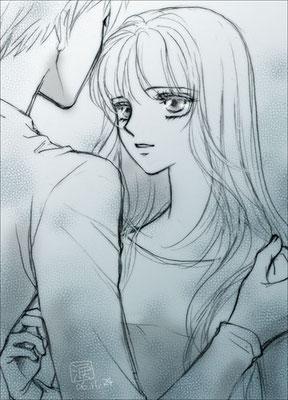 らくがき:璃摩乃