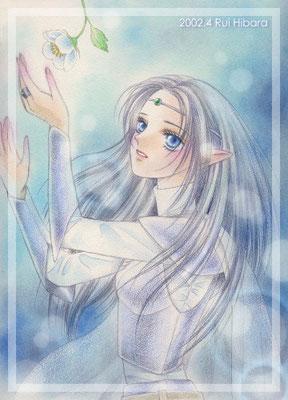 水の花:イリヤ